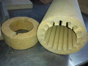 Fire Brick Special Shaped Bentuk Khusus & Tahan Suhu Tinggi