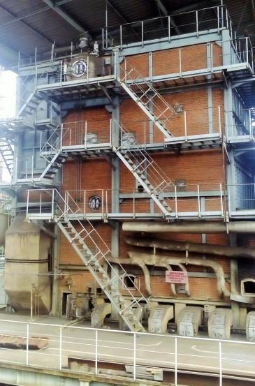 Spesialis Pasang & Perbaikan Refractory Boiler Chain Grade di Surabaya