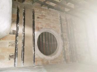 Installation Bata Tahan Api & Castable Boiler Chain Grade
