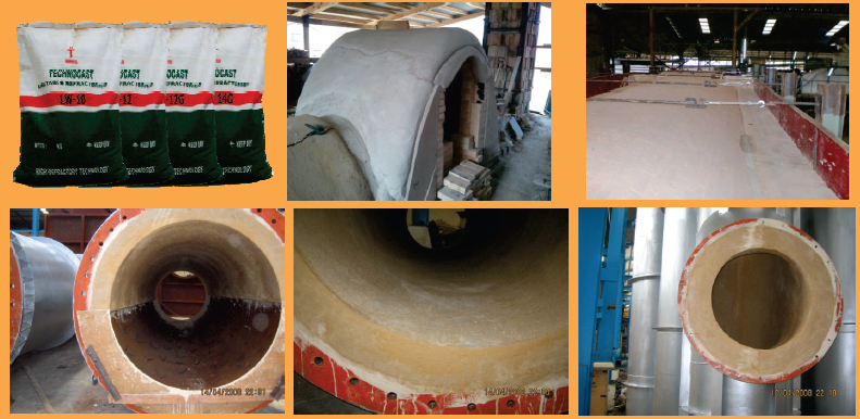 Refractory Insulation Castable