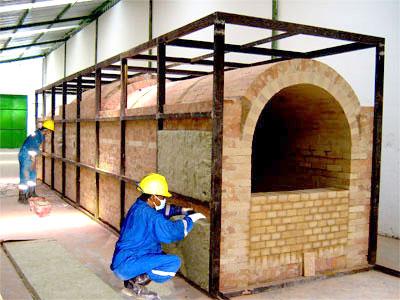 Pasang Bata Api & Castable Kiln dan Incinerator