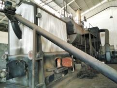 Pasang Bata Api & Castable Tahan Api Steam Boiler