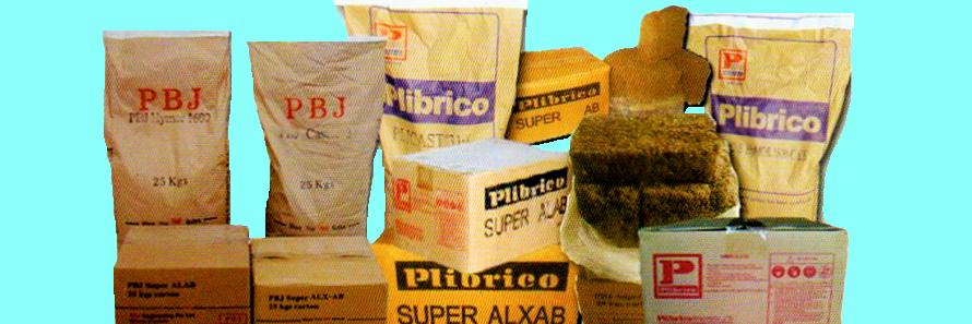 Plibrico Plastik Ramming Super AB