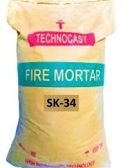 Semen Mortar SK34/Fire Mortar SK34