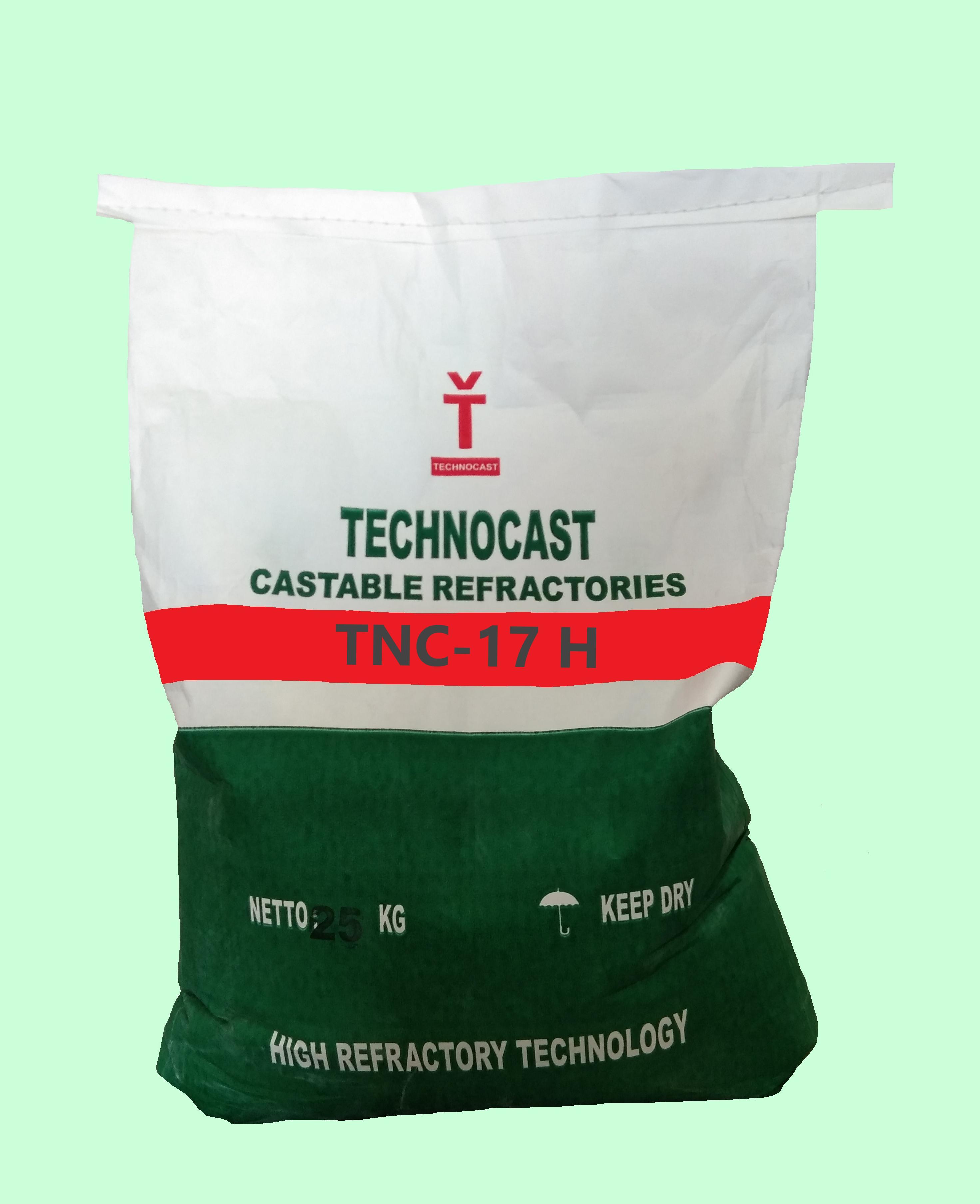 Castable C 17H-Technocast Castable TNC 17H