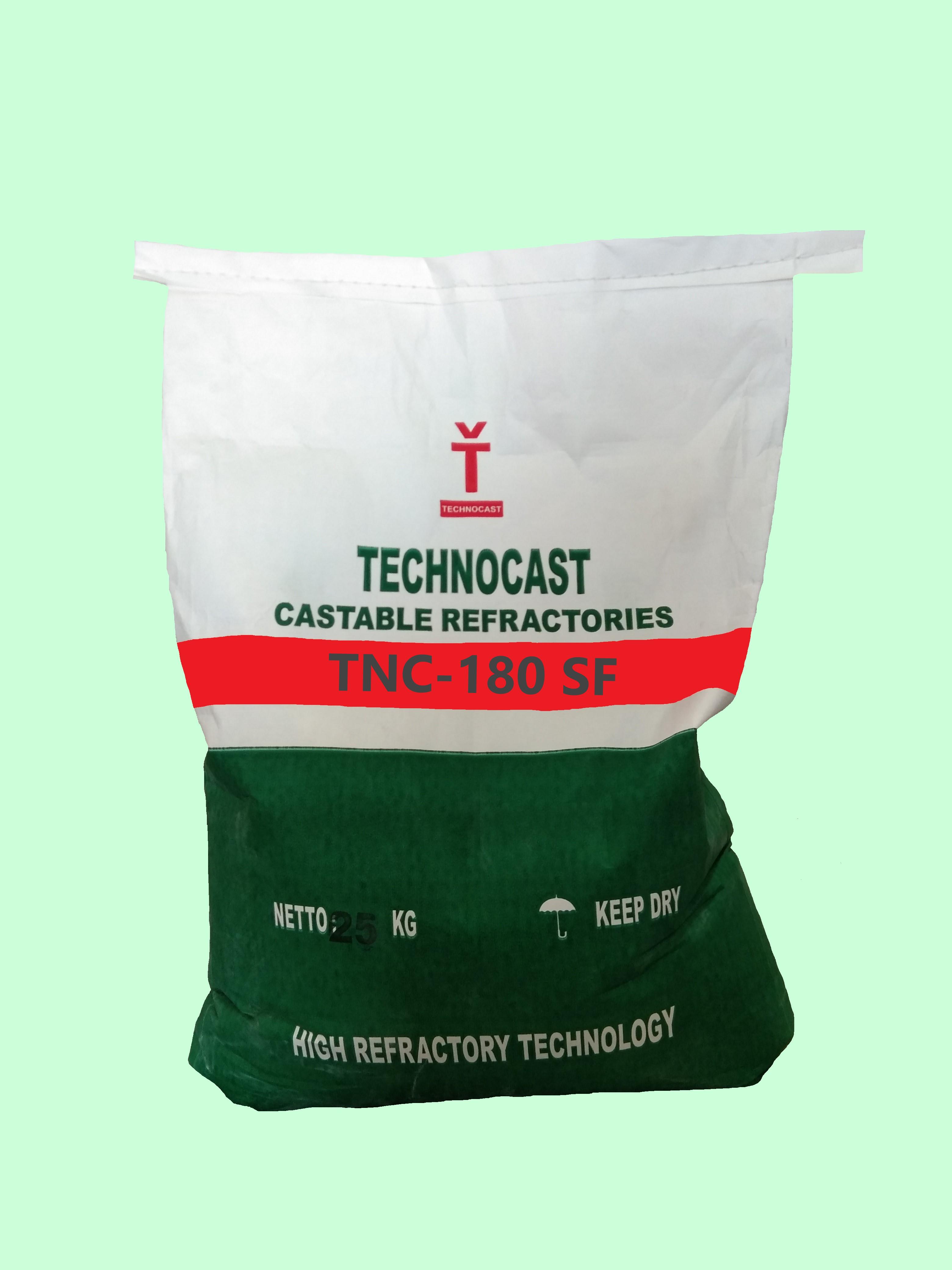 Castable C 180SF-Technocast Castable TNC 180SF
