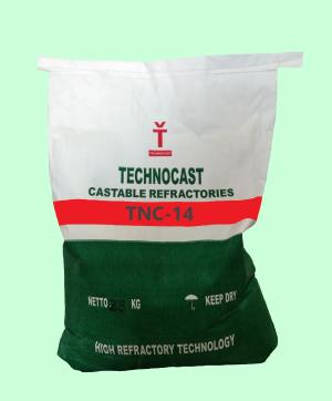 Castable C14-Technocast Castable TNC14
