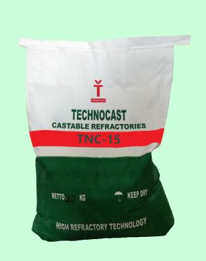 Castable C15-Technocast Castable TNC15