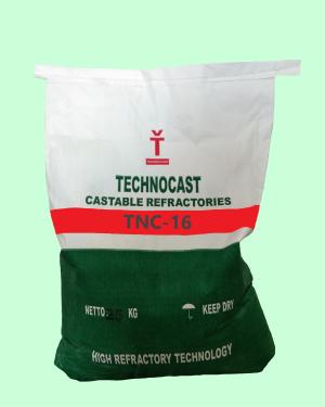 Castable C16-Technocast Castable TNC16